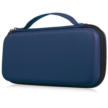 Portable travel storage carrying case for electronics accessories