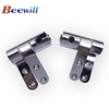New zinc alloy style quick release and soft close toilet seat hinges for US and Euro wooden / MDF / oak toilet seat