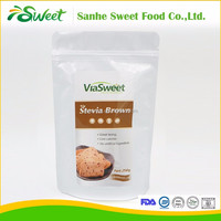 Wholesale stevia brown blend sugar powder from China stevia factory
