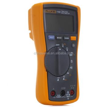 Low Fluke 115c True Rms Multimeter Digital Pocket - Buy Multimeter  Digital,Multimeter Digital Fluke,Pocket Analog Multimeter Product on  Alibaba com