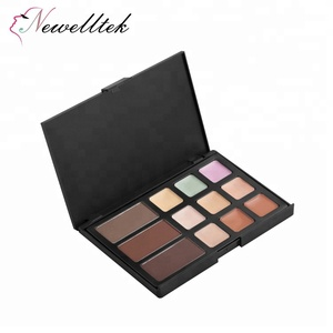 Wholesale Cosmetics Makeup Your Own Brand Eyebrow Powder No Name Brand Makeup Concealer Palette
