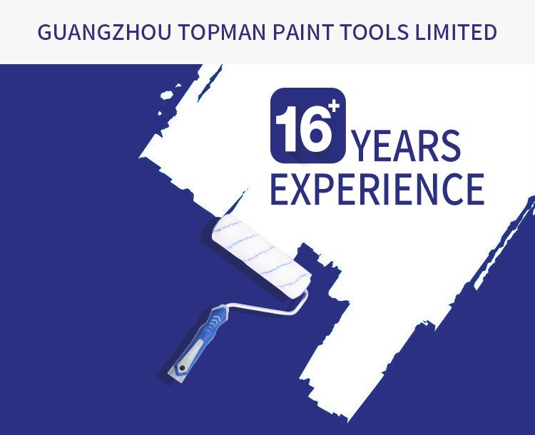 Topman 11pcs premium quality decorating paint roller set