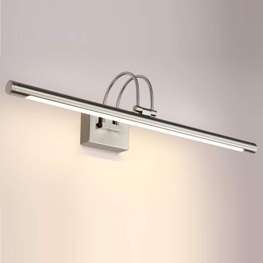 Get quotations · bath lighting led vanity lights fixtures metal alloy cool white light modern bathroom vanity