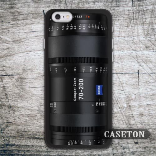 Classic Camera Lens Case For iPhone 6 6 Plus 5 5s 5c 4 4s and For