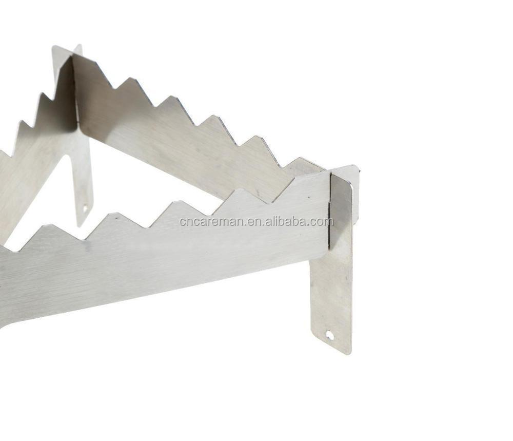 Portátil 3 Pierna Triángulo De Acero Inoxidable Utensilios De Cocina ...