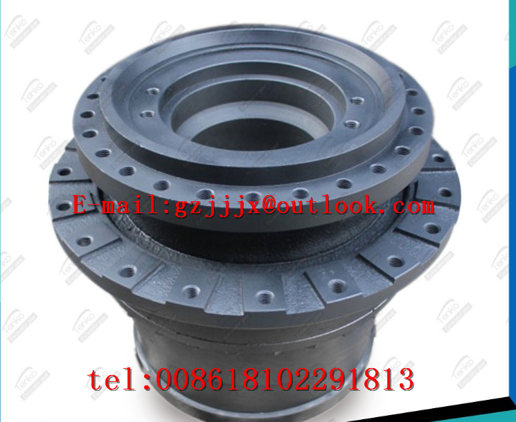 KOMATSU HB205-1 Travel Final drive assembly Travel reduction gearbox for excavator parts