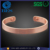 Online Shopping Latest Design Vogue Jewellery Rose Gold Copper Health Magnet Bangle