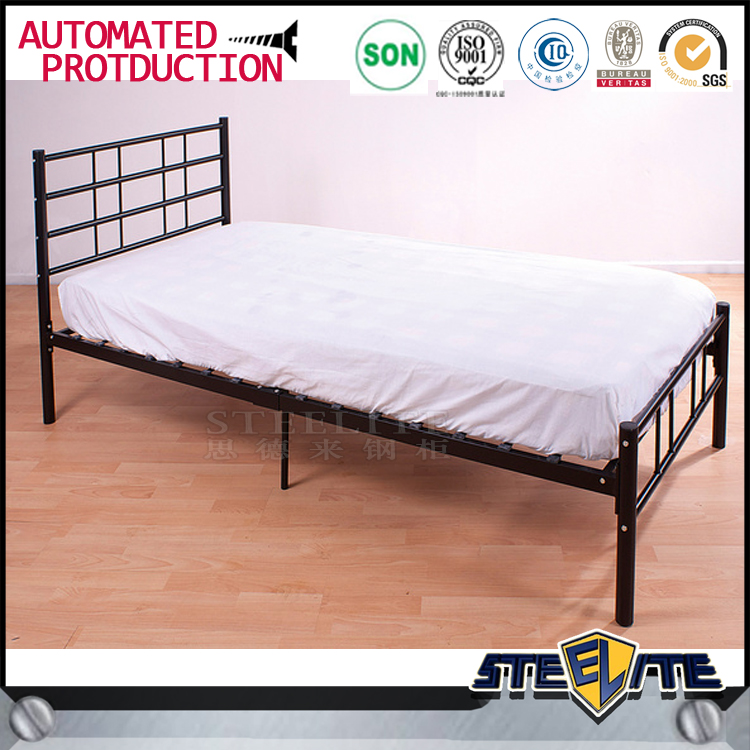 Latest metal bed designs dormitory bunk bed used dormitory furniture