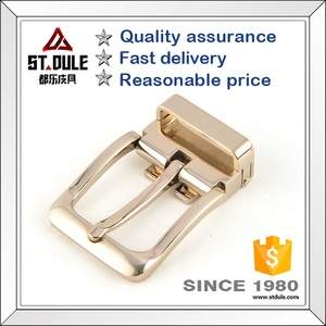 Small size made in China mini belt buckle 30mm pin press buckles for belt