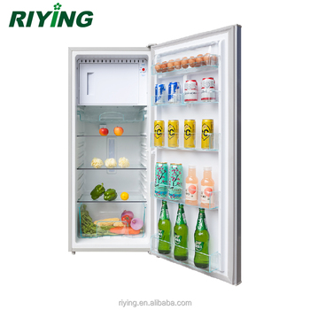 Merveilleux 228 Liter Large Capacity Fridge Single Door Refrigerator With Ice Box BC 228