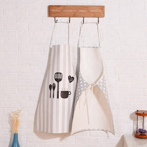 Wholesales Custom Children Apron cooking apron set. Christmas Gift Kids baking DIY Cooking Kitchen apron chef hat and oven mitts