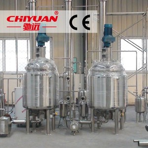 hot melt glue stick making machine / chemical process reactor for hot melt adhesive sticks