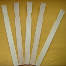 12 inch Wood Paint Paddle Sticks or Mixing Sticks