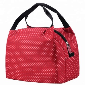 Insulated Lunch Bag Cool Tote Cooler Thermal Picnic Food Bag