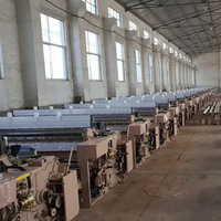 Direct Factory Price CE approved water jet loom air jet loom