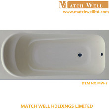 resin resin child size bath tub for kids