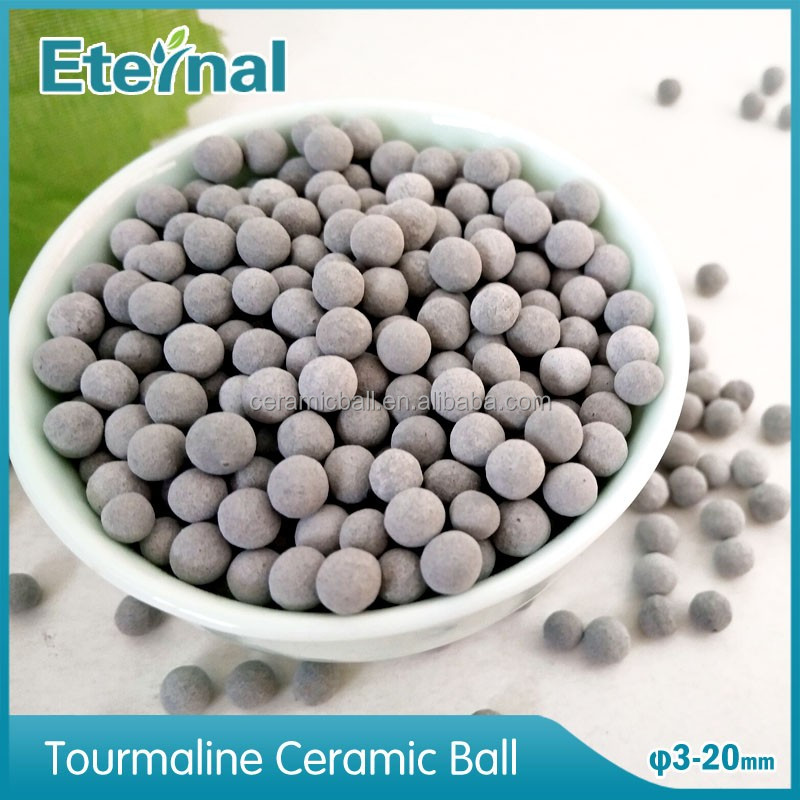 high quality tourmaline ceramic ball for water filter