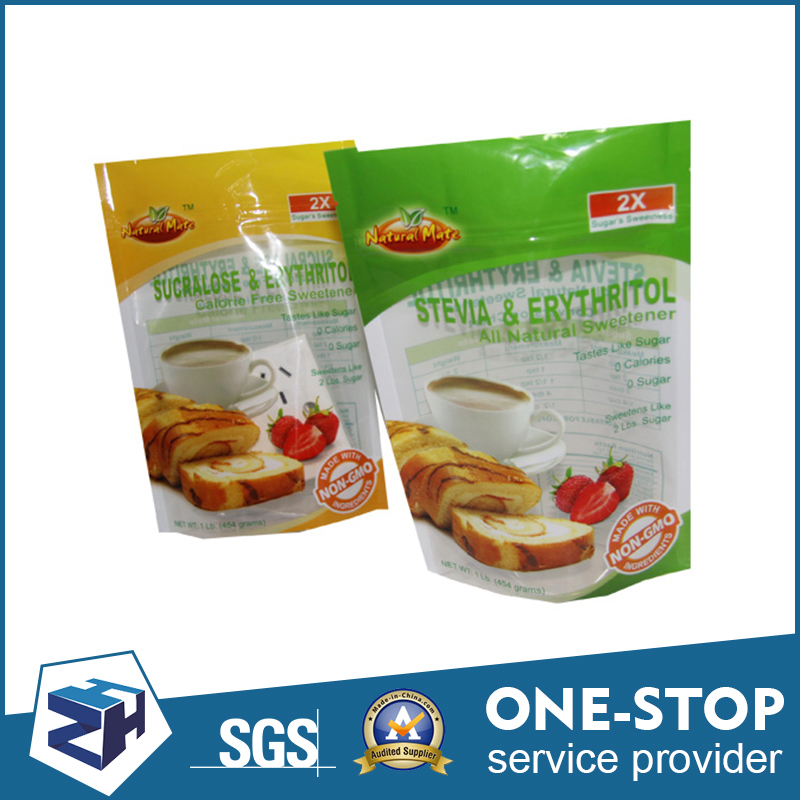 Chinese manufacturer waterproof customize food breathable plastic bag