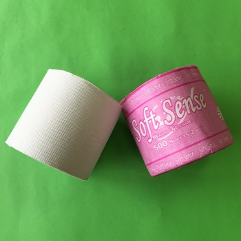 Eco-friendly coloured toilet paper
