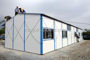 Attrayant Foldable Prefabricated Modular Cheap Temporary Site Office For Construction  Site