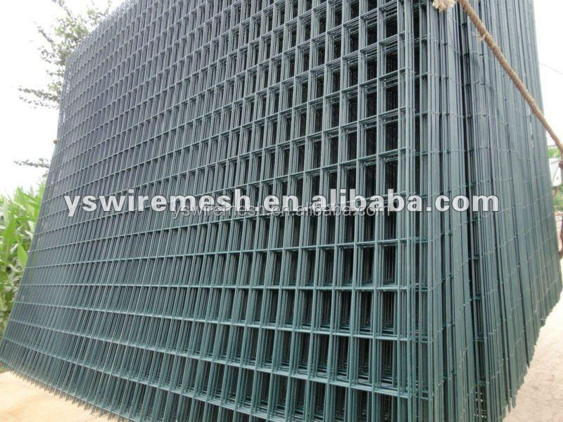 Wire Mesh Fence Panels 2x2 welded wire mesh fence panels in 6 gauge., 2x2 welded wire