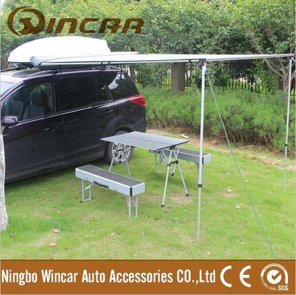 4x4/4wd/off-road Waterproof Side Awning Roof Top Tent Awning