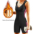 Full Body Shapewear Sport Sweat Neoprene Suit,Waist Trainer Bodysuit with Adjustable Straps for Weight Loss