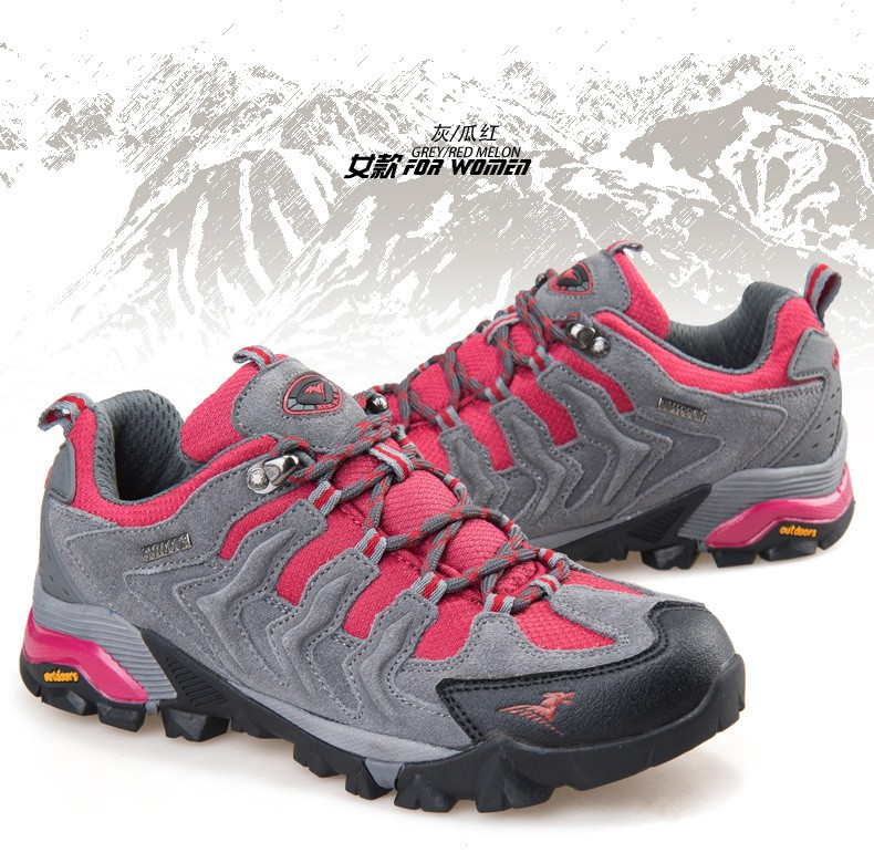 0ee1f4b383e Mulheres Tênis para caminhada Frete Grátis Amante Tênis de Trekking  Montanhismo Acampamento Ao Ar Livre Caminhadas