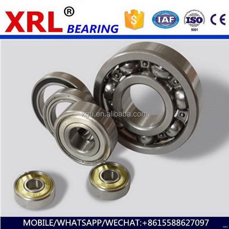 Quality promotional angle types of deep groove ball bearing 6811