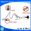 Digital tv antenna DAB/ DVB antenna 173-230/470-862 mhz magnetic antenna