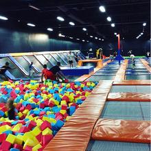 Liben Hot Sale Commercial Indoor Trampoline Park