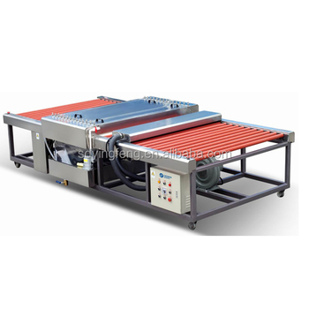 Automatic horizontal flat glass cleaning/washer machine drying function  China Factory JFW-1600