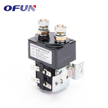 Ofun Winch Magnetic Dc Contactor Types 12v 100a - Buy Dc Magnetic Contactor  12v,Dc Contactors Manufacturers,Dc Contactor Types Product on Alibaba com
