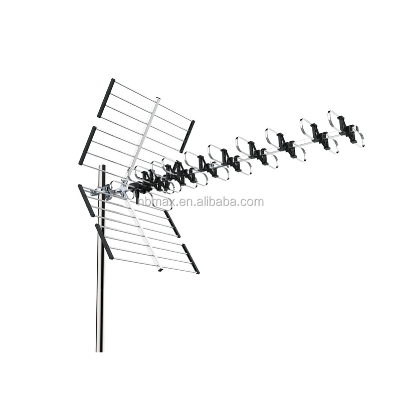 Maxenergy Outdoor Uhf 12db Yagi Hdtv Tv Antenna Antenna Outdoor