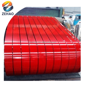 PPGI Coils, Color Coated Steel Coil, White Prepainted Galvanized Steel Coil Z275/Metal Roofing Sheets Building Materials