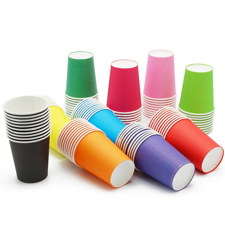Packaged for calippo tube/ice cream paper cup with lid