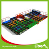 Liben Dodgeball and Foam Pit Bungee Jumping Kids Gymnastic Trampoline for Sale(5.LE.T3.404.161.02)