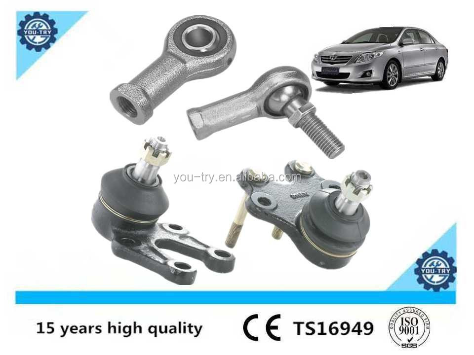 ball joint in suspension system
