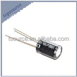 Electrolytic capacitor 100 v / 1000 uf volume 8 * 12 mm