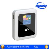 Mobile WiFi Hotspots 4G Micro SIM Card Router
