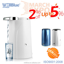Desktop 4 stages UF alkaline water filter purifier
