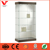 Competitive price glass display cabinet for gift display