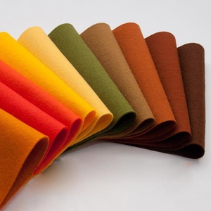 China Suppliers Professional Spunlace Non Woven Felt Products Raw Material