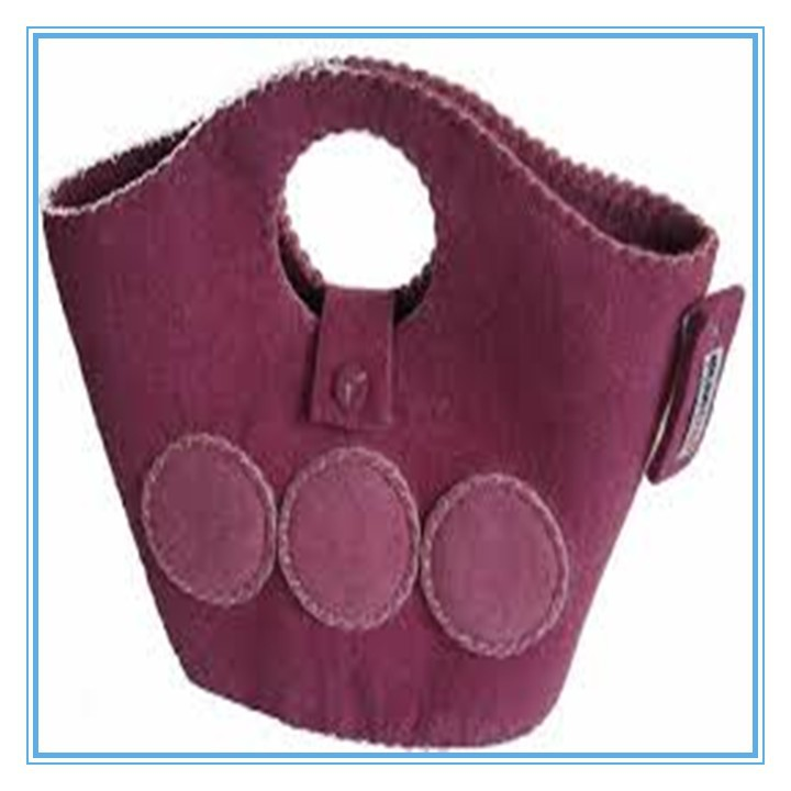 2015 Hot selling new style wholesale felt bag,felt gift bag,felt tote bag