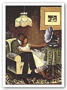 "Love Song by Annie Lee 20""x24"" Art Print Poster"