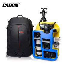 Multifunction waterproof & large capacity dslr camera bag backpack manufacture