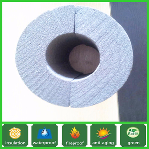 well insulation perlite pipe/insulation expanded perlite pipe