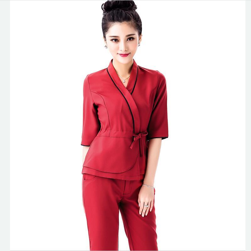 Spa uniformen promotie winkel voor promoties spa uniformen for Uniform spa malaysia