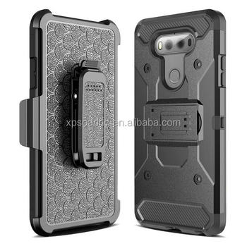 Kickstand Faceplate Holster Case Back Cover For Lg V20,Hybrid Case For Lg  V20 - Buy Kickstand Faceplate Holster Case Back Cover For Lg V20,Hybrid  Case