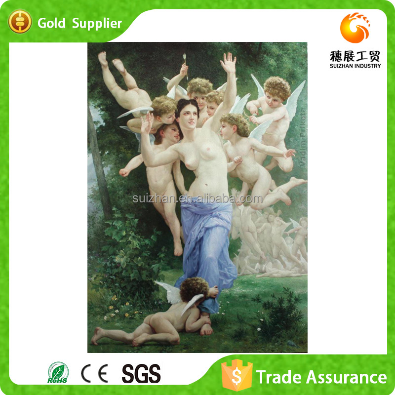Yiwu Factory Wholesale Home Decor 5d Diamond Nude Couple Painting ...